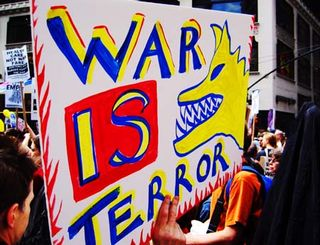 War on terror dark matter politics 2