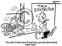 email Tax